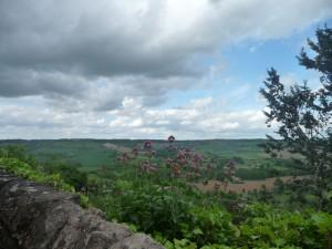 Cordes sur ciel - mai 2012